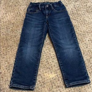 NWOT Baby Gap Jersey-lined Jeans